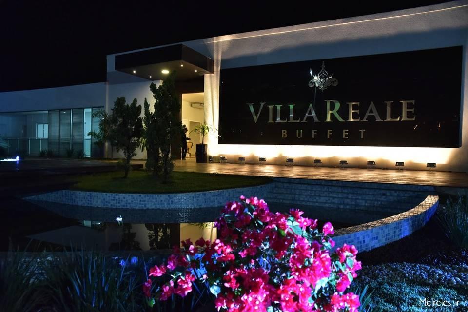 Fachada Villa Reale