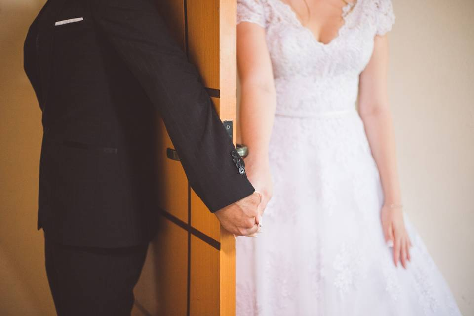 Oração dos noivos