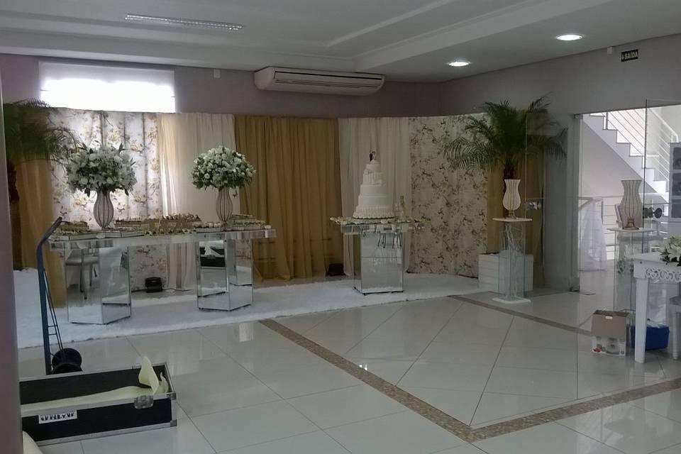 Salão de festa Sindec