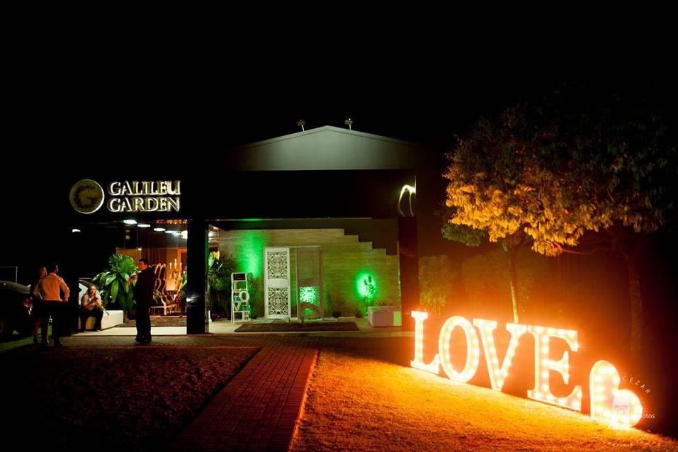 Galileu Garden Espaço de Eventos