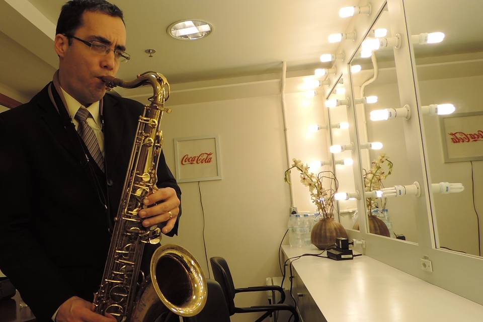 Luciano Kersting Saxofonista
