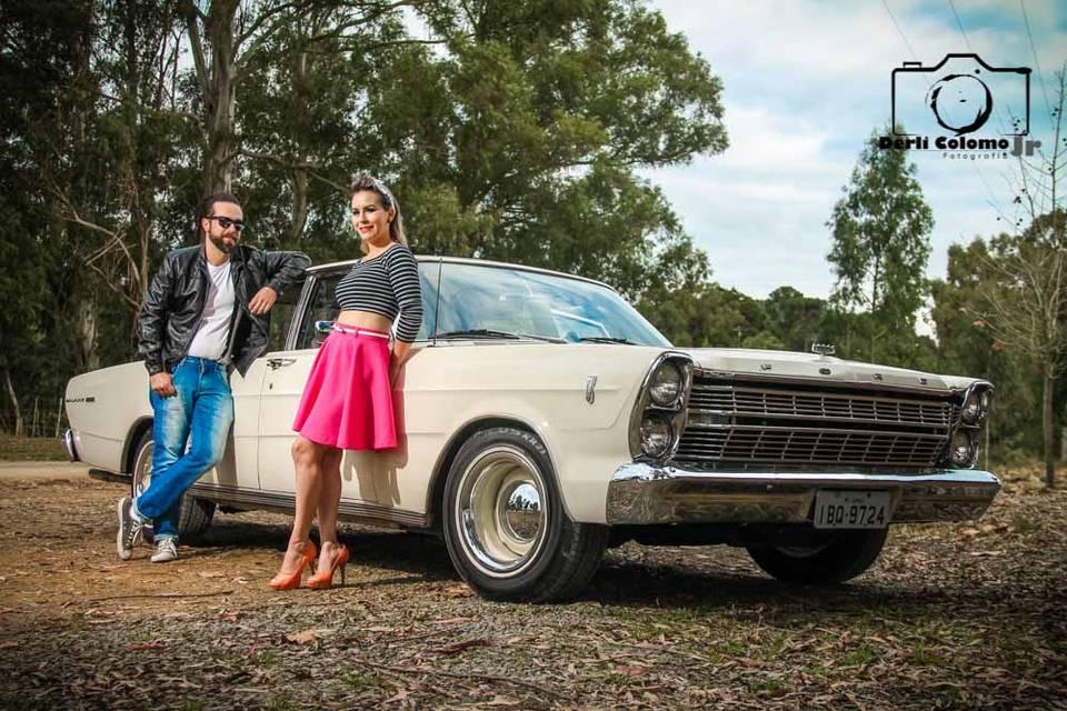 V8 Wedding Cars