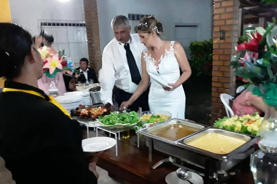 Buffet Clemente