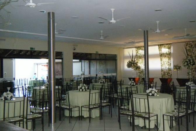 Salão de Festas Serra do Mar