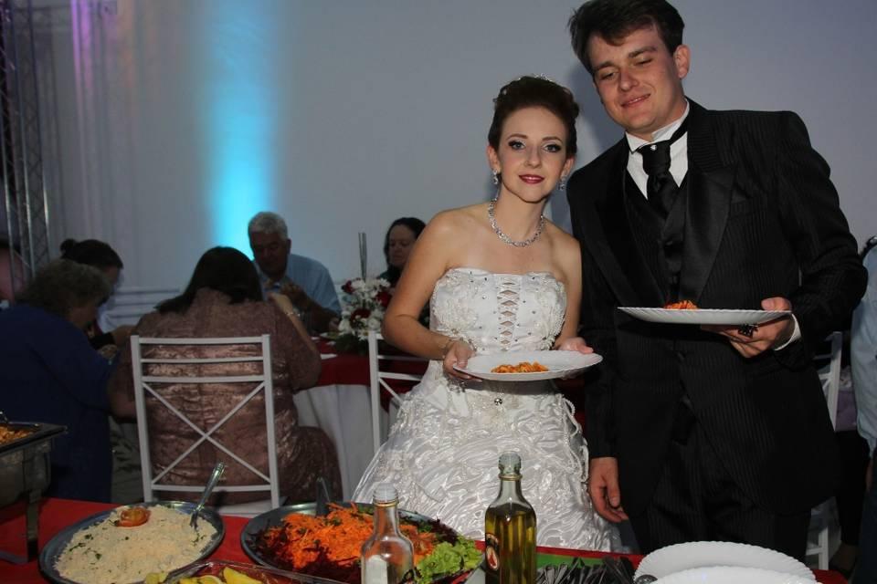 Buffet De Lucca & Arian