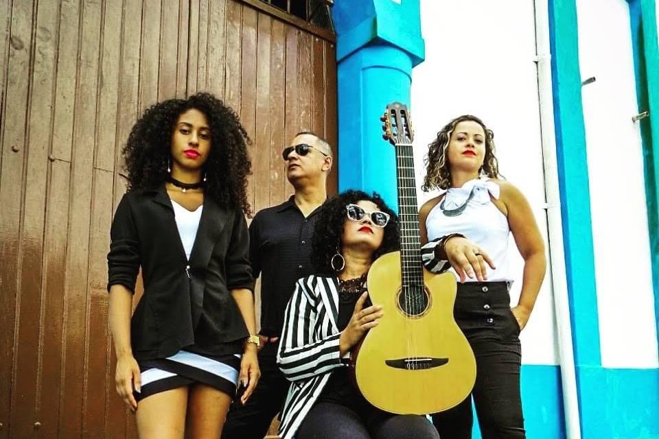 Formação Quarteto vocal