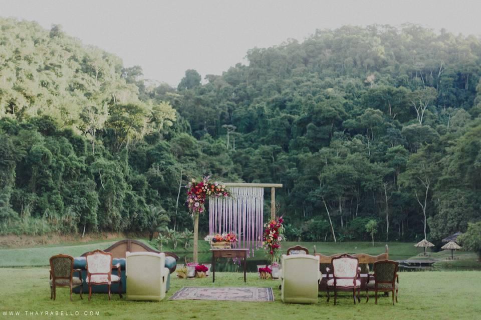 Fazenda Ribeirão Hotel de Lazer