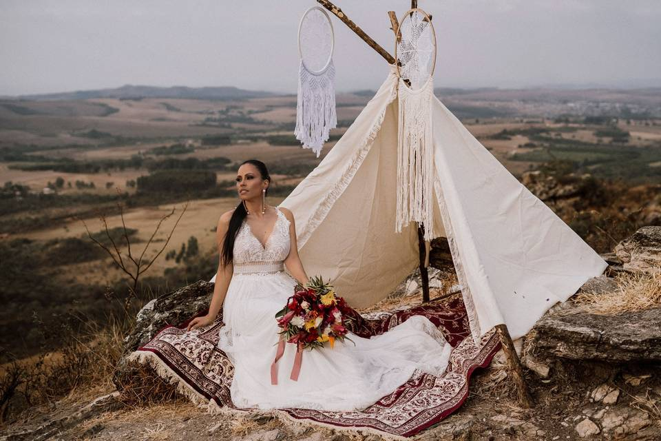 Ateliê da Noiva - por Rosilda Naiva