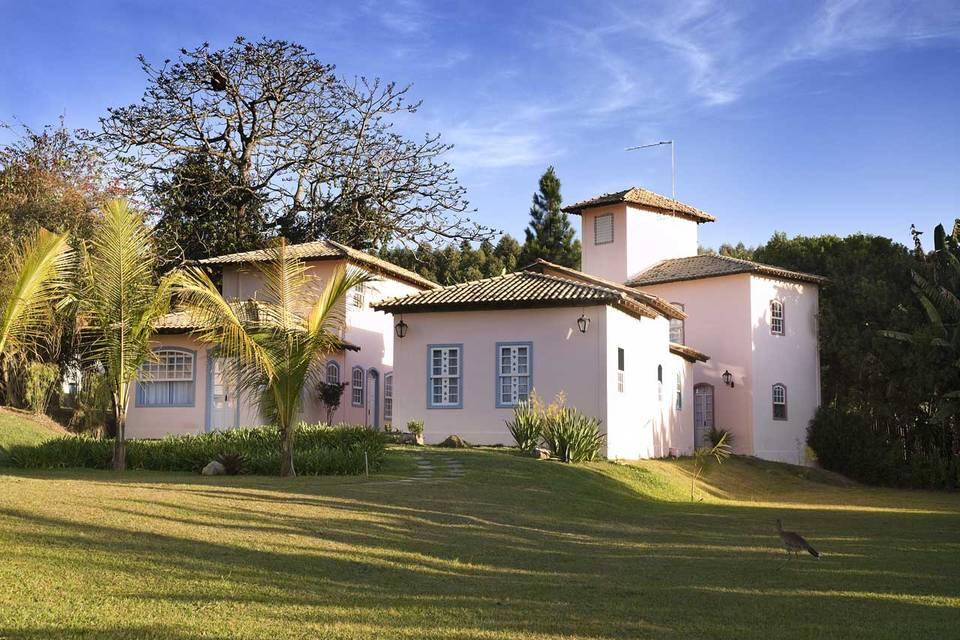 Estalagem Casa Rosada