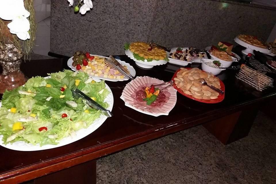 Asturias Buffet