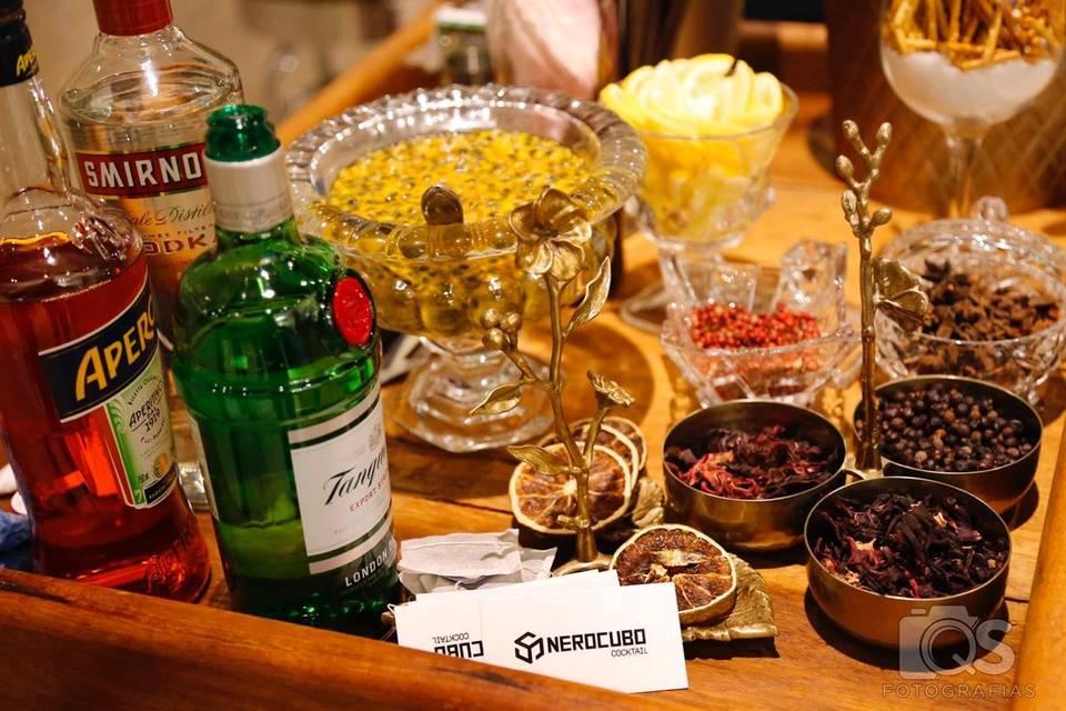 Nerocubo Cocktail Bar