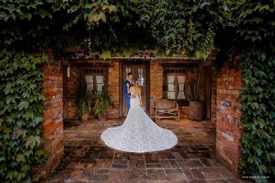 Casamento na serra gaúcha.