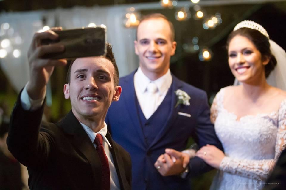 Casamento de Luiz e Thainara