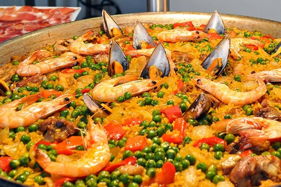 Flor de Sal catering & Mercado