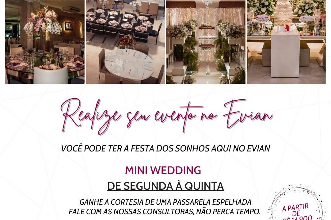 Evian Eventos