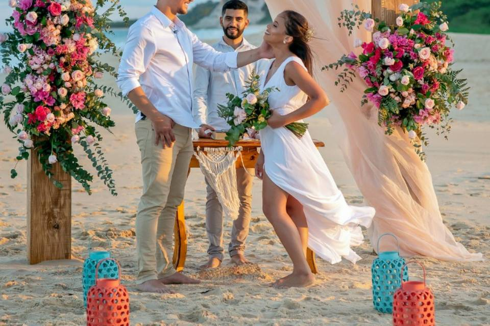 Elopement Wedding -Trancoso/Ba