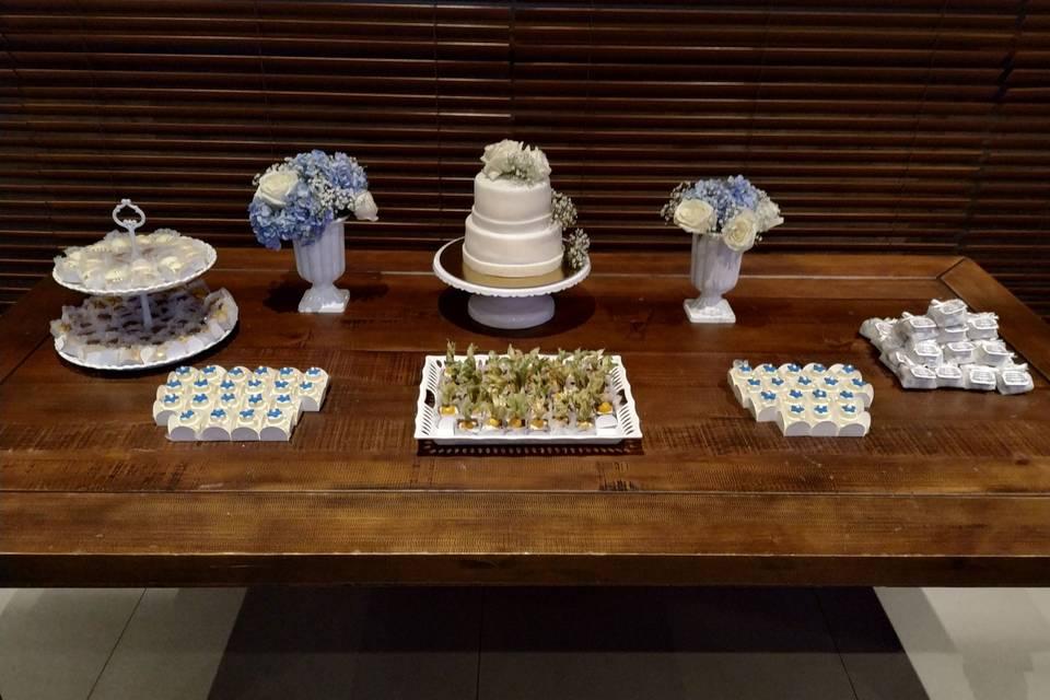Casamento Doce momento