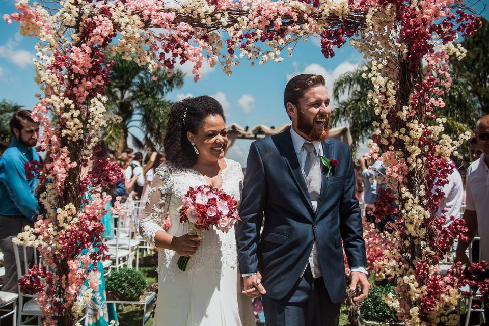 Casamento Franciele e Jonathan