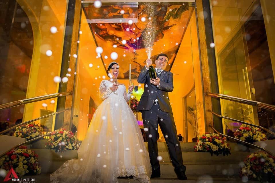 Casamento Priscila e Alexandre