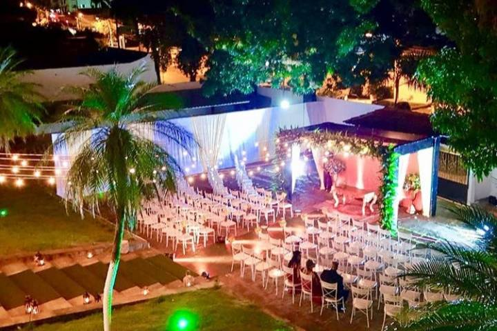 Casamento no Espaço Garden