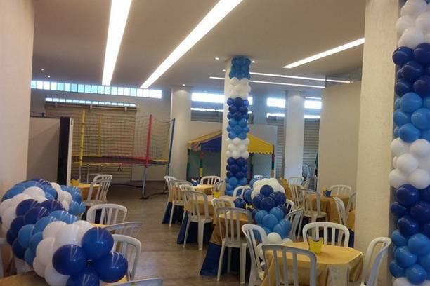 Salão de Festas Bananas
