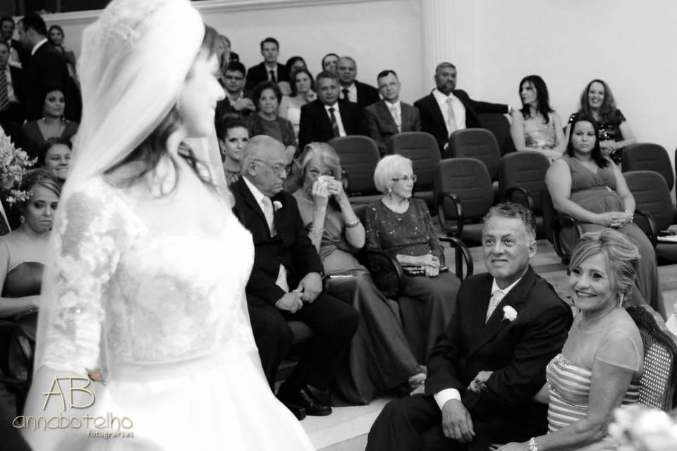 Thiago e Anna - Fotografia de Casamento