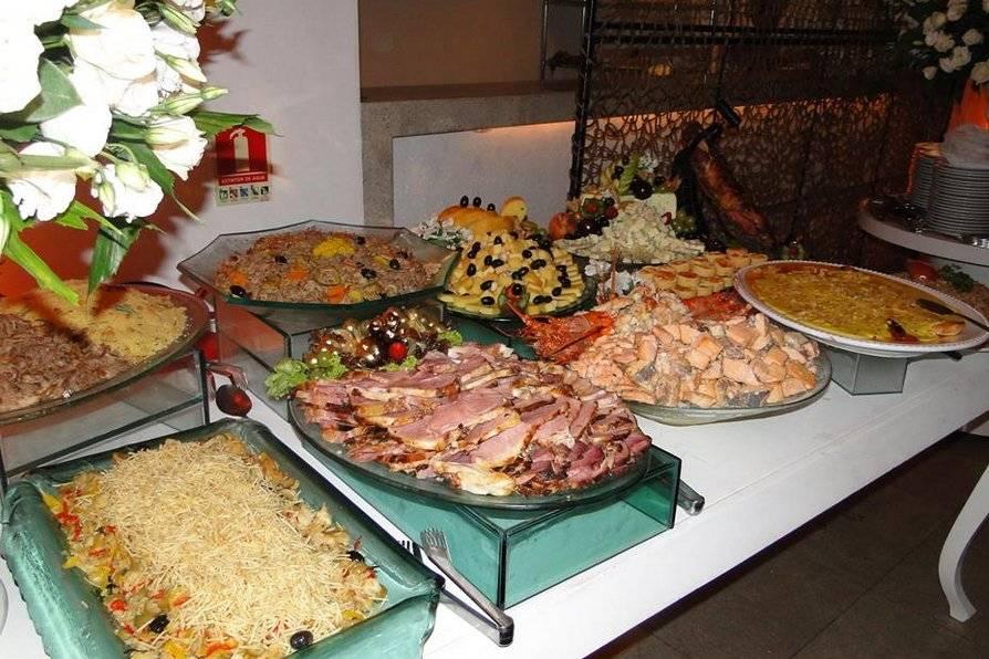 Buffet Saborami