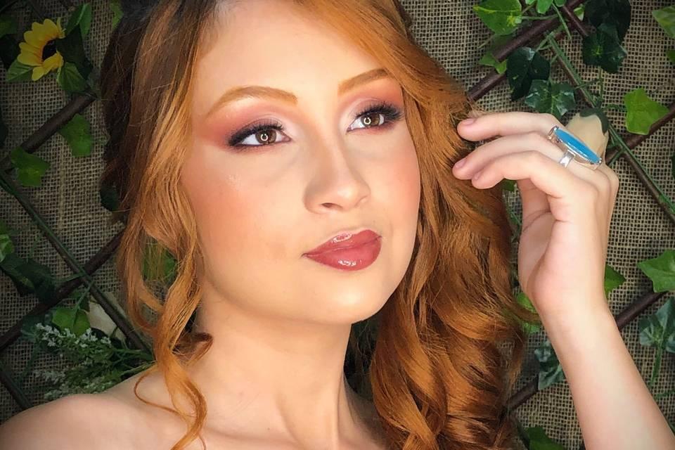 Dalila Ferreira Makeup