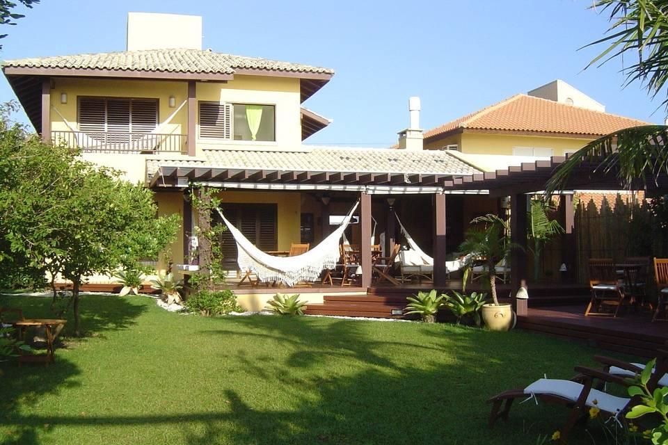 Casa Quintal do Mar