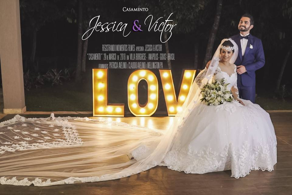 Jéssica & Victor