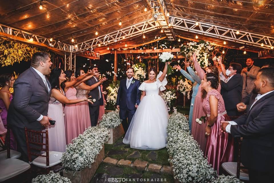 Casamento de Isabela & Rafael