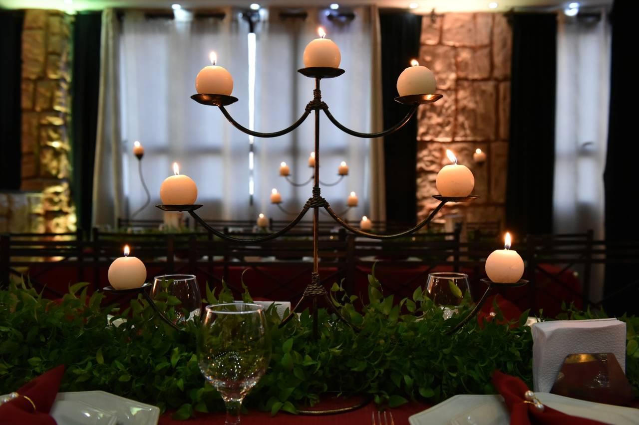 Buffet Espaço Castelo