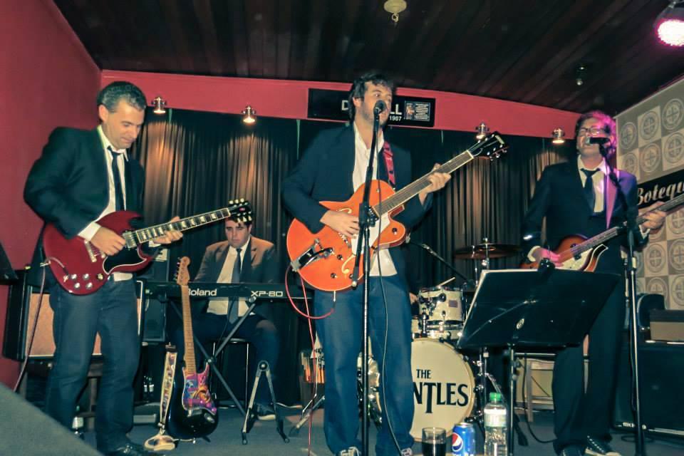Banda The Bentles - Tributo a Beatles