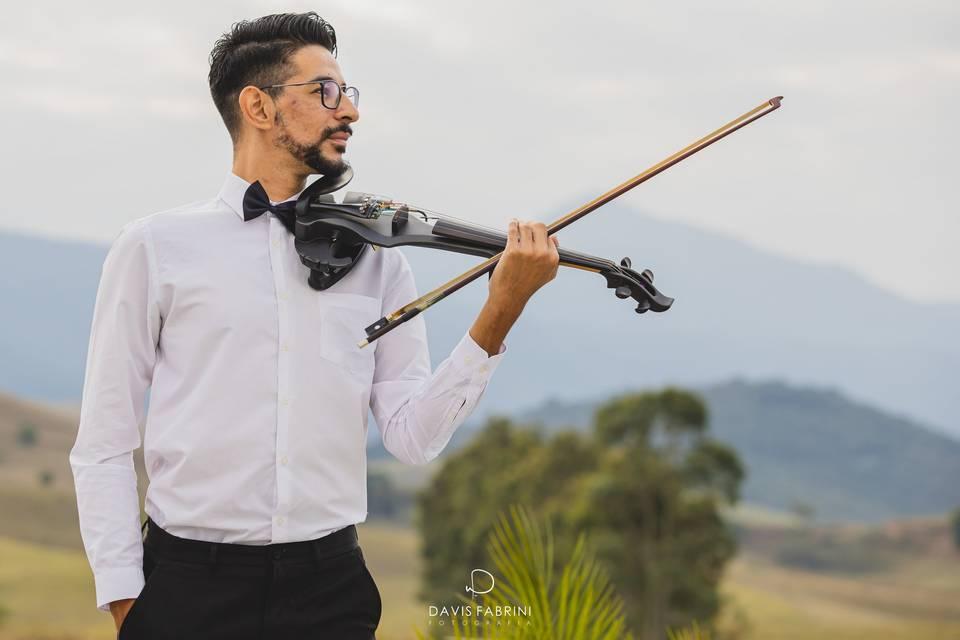 Lucas Pontes-Violinista