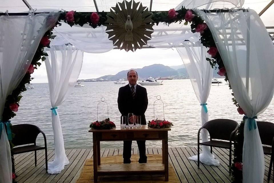 AC Cerimonial - Celebrante de Casamentos