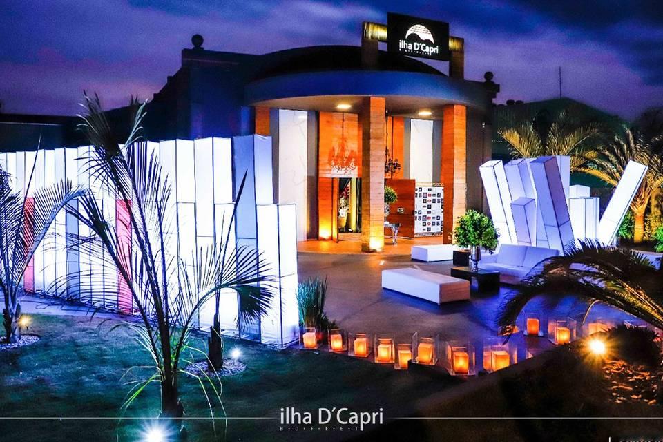 Buffet Ilha D' Capri