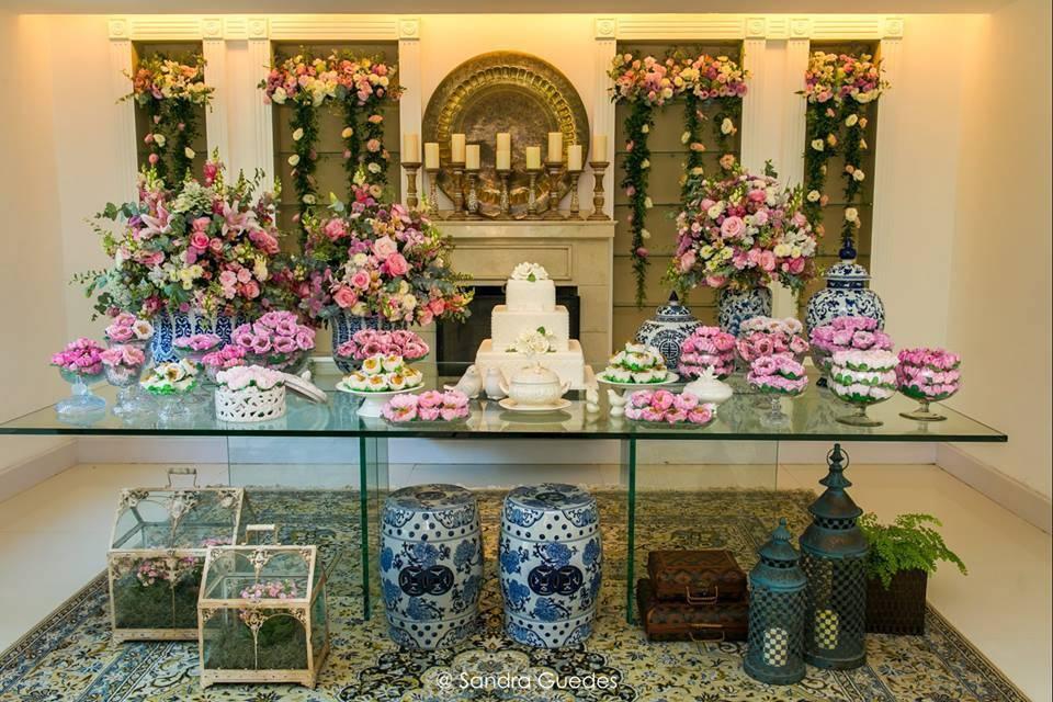 Marsala Flores e Decorações