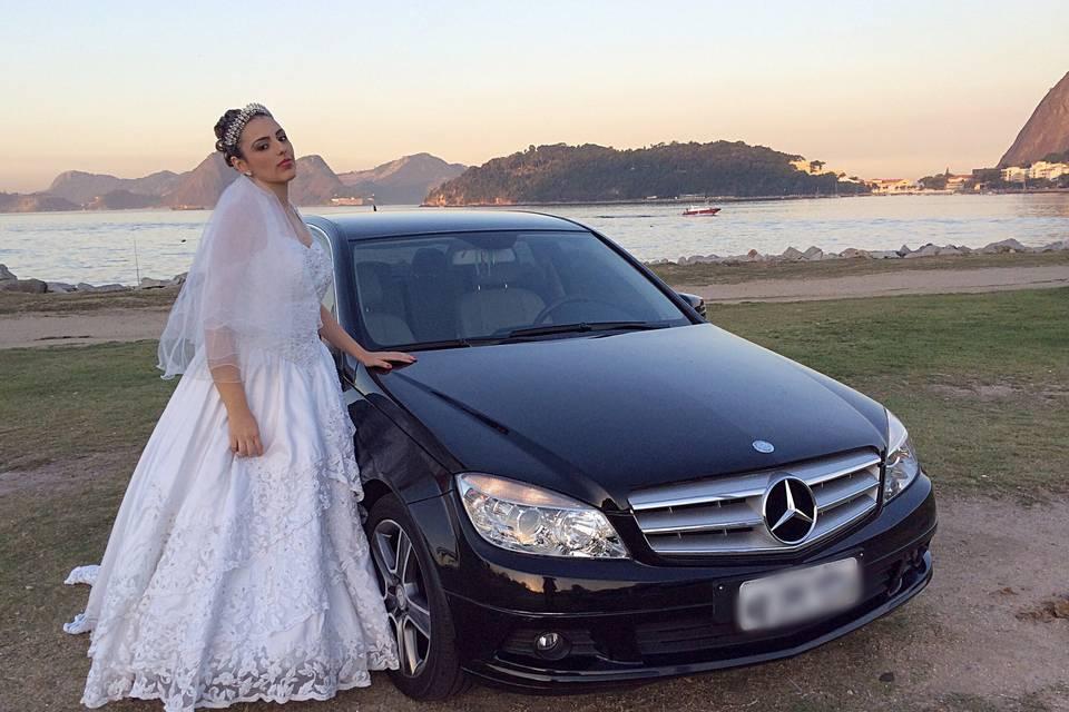 Aluguel Carro Luxo para Casamento