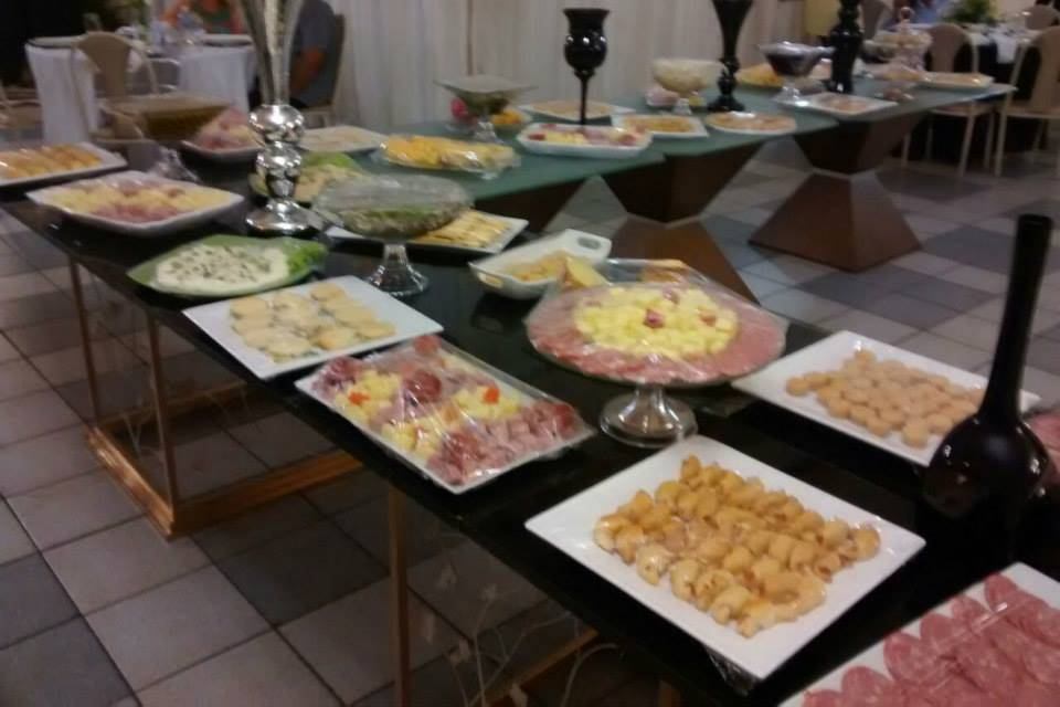 Banquetes para casamentos