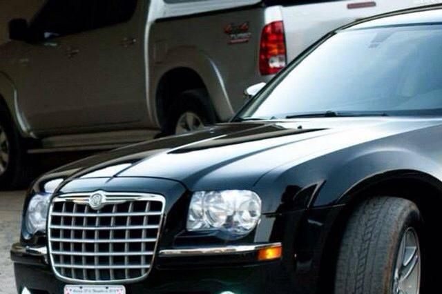300C da Chrysler