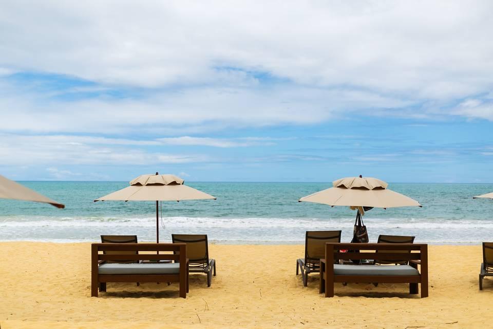 Beach Club Trancoso