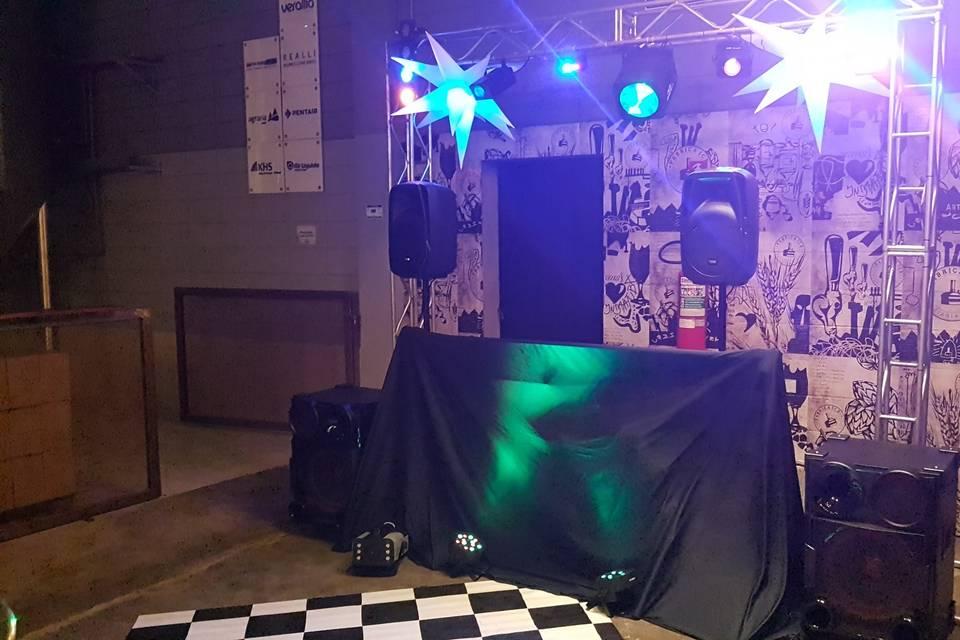 Disco Sound Eventos