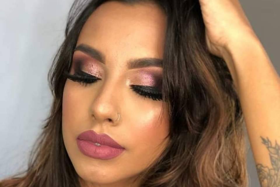 Yasmin Lopes Makeup