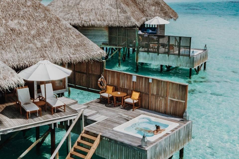 Maldivas - Conrad