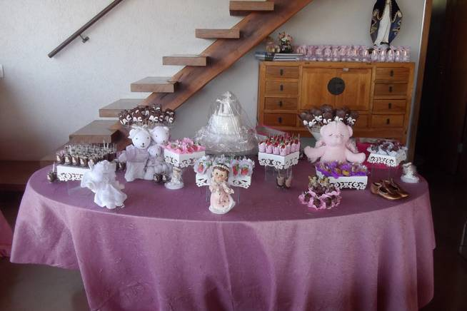 Buffet Coquillage