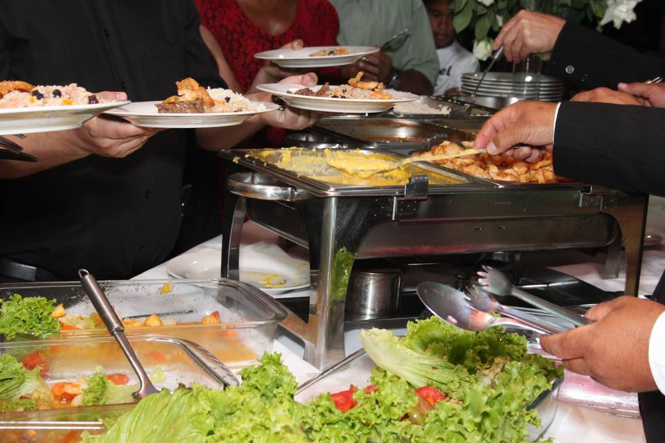 Buffet Hollywood Festas e Eventos
