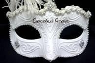 Máscara Italiana Aquarina Plum