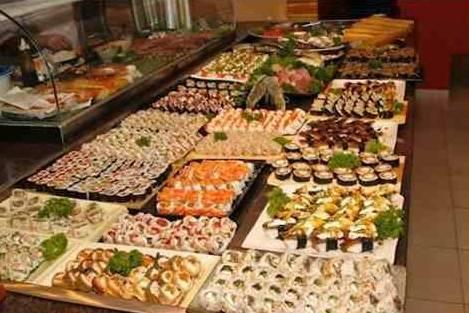 Netuno Sushi Buffet