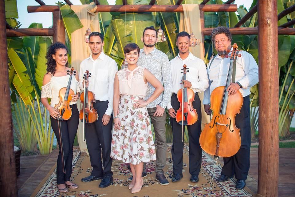 Naiara Terra - Orquestra