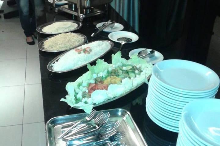 Monica's buffet e eventos